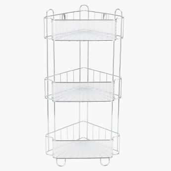 Rain 3-Tier Corner Shower Caddy