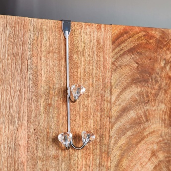 Crystal Hanging Hook Rack
