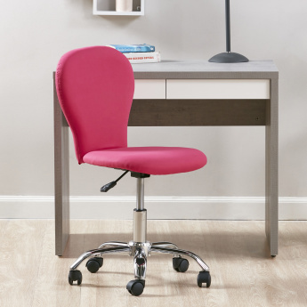 Alex's Armless Study Chair with Adjustable Height