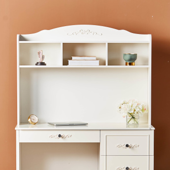 Valentina 3-Shelf Hutch