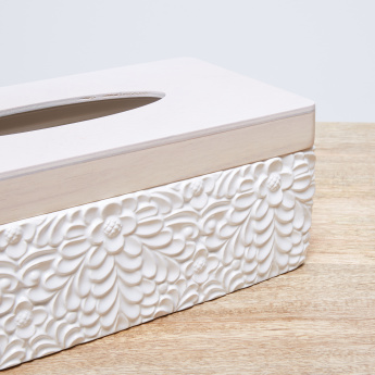 Dorab Textured Tissue Box Cover