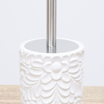 Dorab Textured Toilet Brush Holder