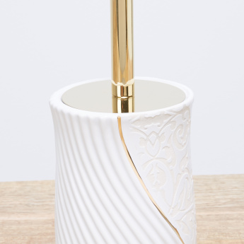Creek Textured Toilet Brush Holder
