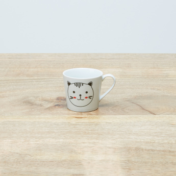Katie's Kitty Cat 3-Piece Breakfast Set