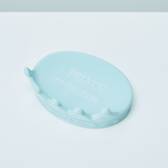 Prince of The House Oval Soap Dish