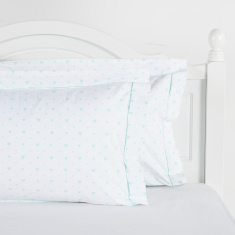 Emily's Printed 2-Piece Oxford Pillow Case - 50x75 cms