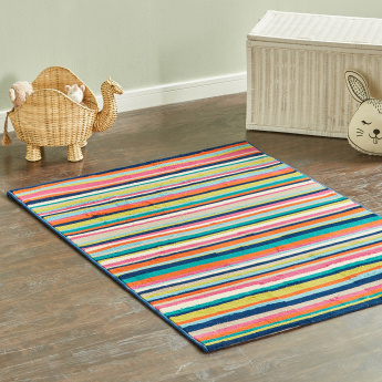 Albert Striped Rug - 120x160 cms