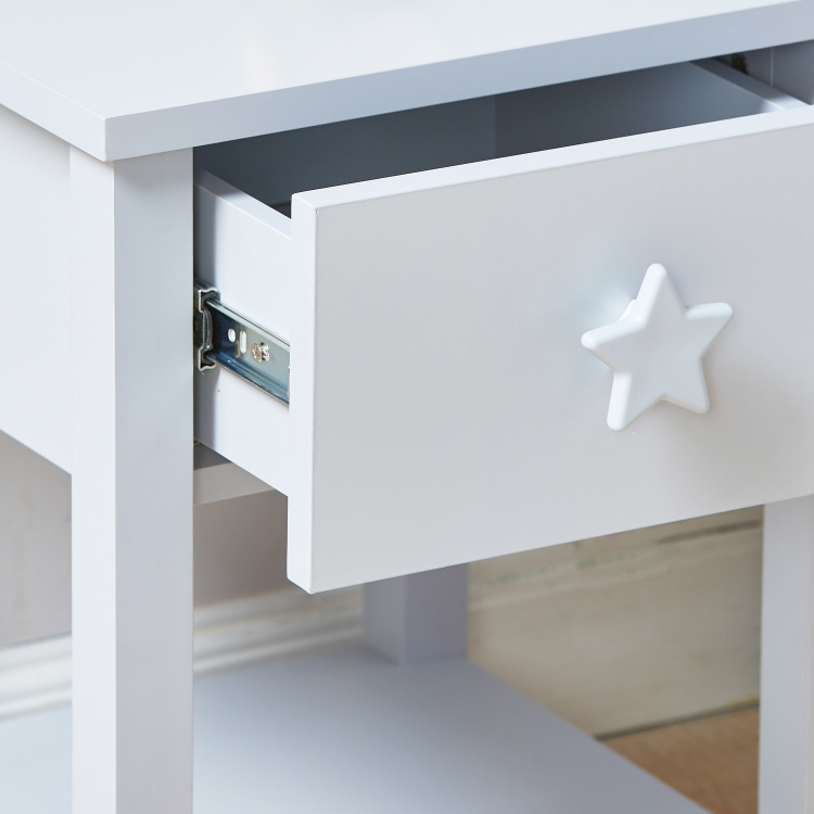 Oliver 1-Drawer Nightstand