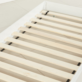 Aurora Pull Out Trundle Bed