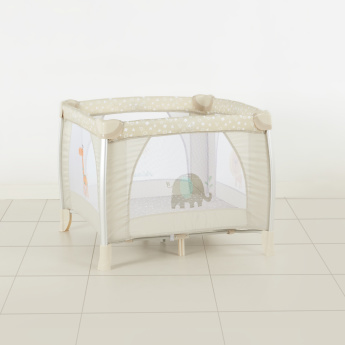 Jungle Baby Playpen