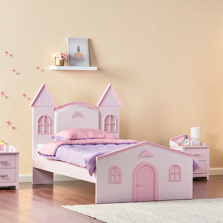 Royal Story Full Size Bed - 120x200 cm
