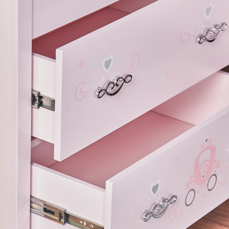 Royal Story 3-Drawer Unit