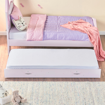 Royal Story Castle Trundle Bed