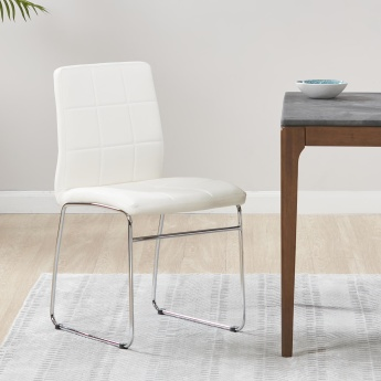 Jess Tufted Armless Dining Chair