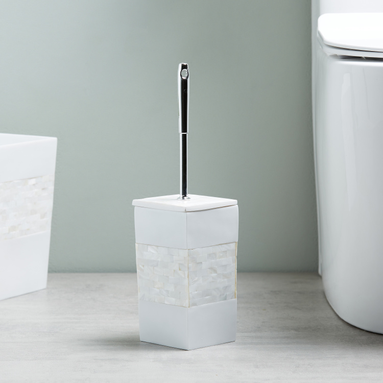 Emperor Toilet Brush and Holder Set