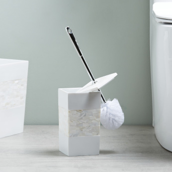 Emperor Decorative Toilet Brush Holder with Brush