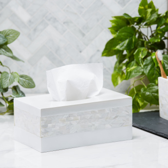 Emperor Decorative Tissue Holder