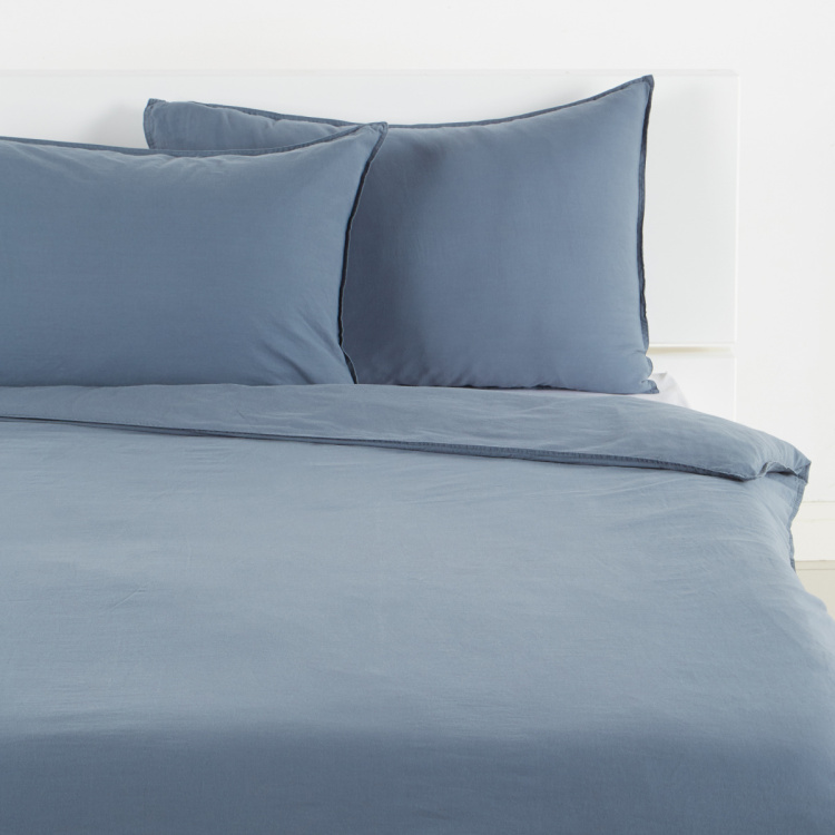 Mineral 3-Piece Full Duvet Cover Set - 160x200 cms