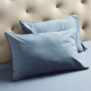 Mineral 2-Piece Pillow Cover Set - 50x75 cms