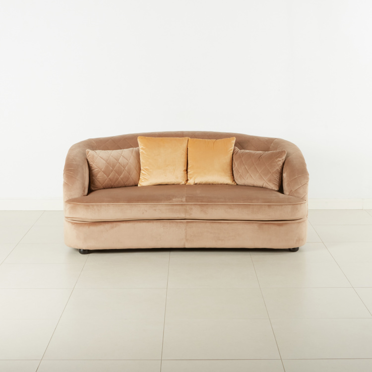 Kenneth 2-Seater Sofa with Scatter Cushions