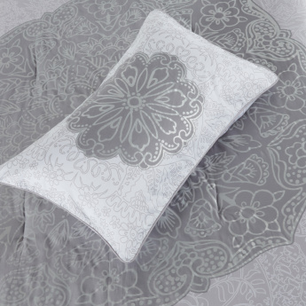 Sylvia Printed 5-Piece Queen Comforter Set - 200x240 cms