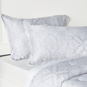 Melissa Printed 3-Piece Super King Comforter Set - 260x250 cms