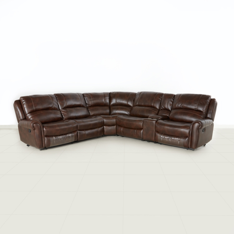 Harper 5 Seater Corner Sofa With
