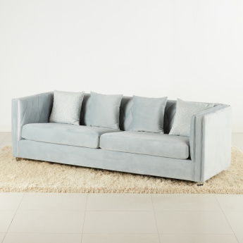 Trevo 3-Seater Sofa with 4 Cushions