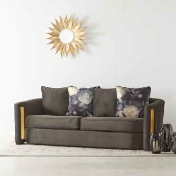 Bristol 3-Seater Sofa with Scatter Cushions