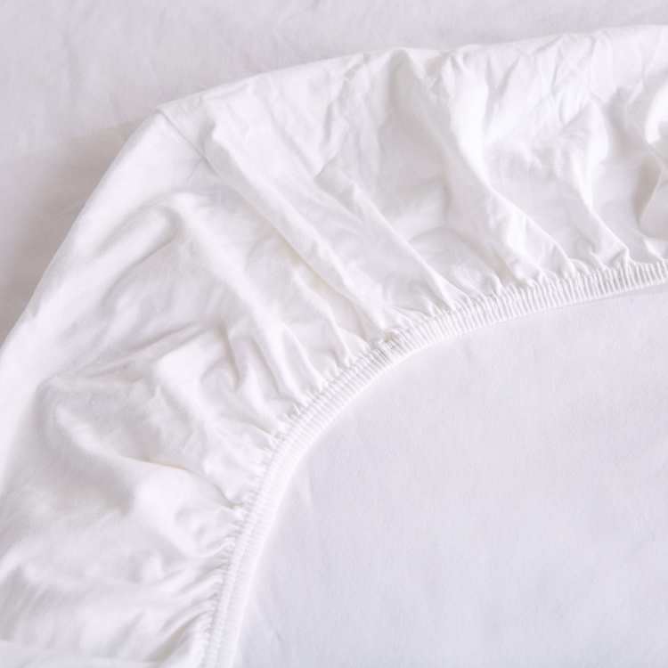 Cloud King Fitted Sheet - 180x210 cm