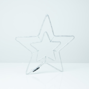 Double Star Shaped LED Light