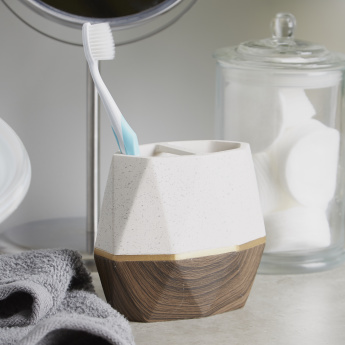 Barombi Handcrafted Toothbrush Holder