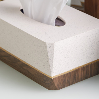 Barombi Handcrafted Tissue Box Cover