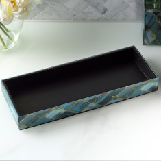 Kivu Decorative Towel Tray