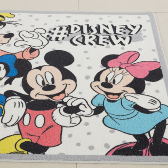 Mickey and Friends Printed Rug - 120x160 cms