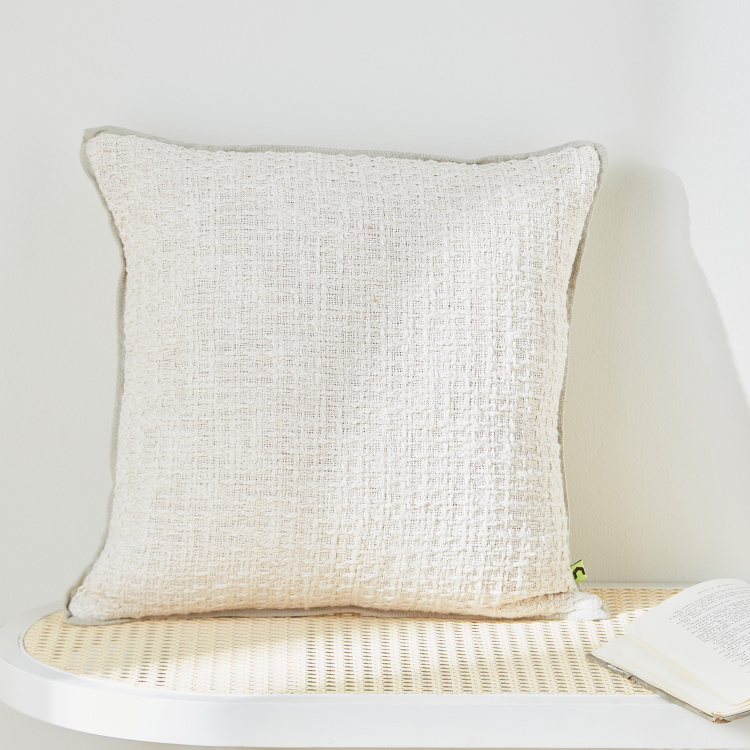 Olivia Textured Cushion Cover - 45x45 cms