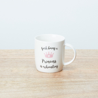 Belle Princess Printed Coffee Mug