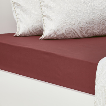 Serenity Fitted Sheet - 155x205 cms