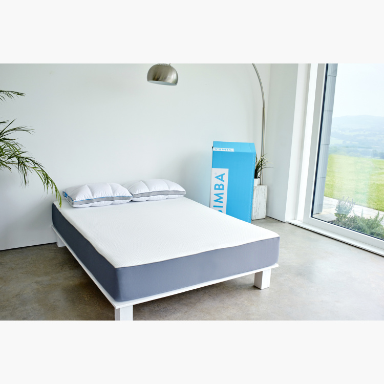 Simba Hybrid Pocket Spring Box Mattress - 90x200 cm