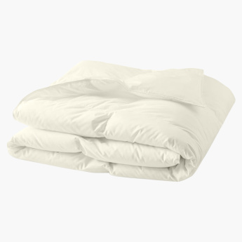 Nature's Comfort Anti-Allergen Organic Single Duvet Filler - 135x200 cms