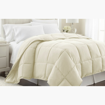 Nature's Comfort Anti-Allergen Full Duvet Filler - 160x200 cms