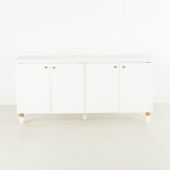 Cherise 4-Door Buffet Table