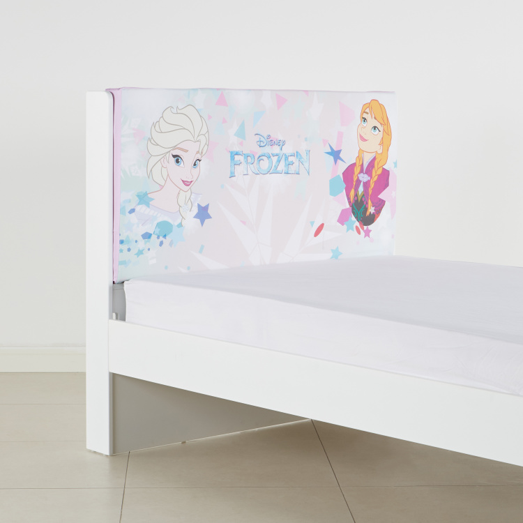 KidIt Frozen Printed Headboard Cover