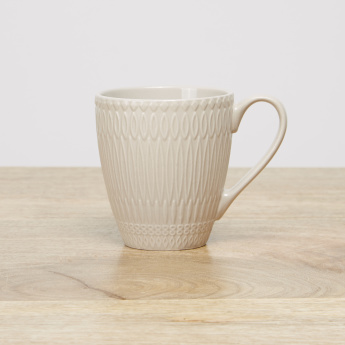 Vintage Patterned Mug - 400 ml