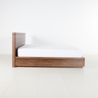 Sleek King Storage Bed - 180x210 cms