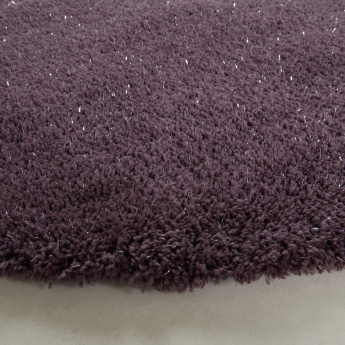 Textured Shaggy Rug - 97 cms
