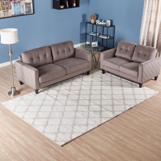 Al Plaza Textured Carpet - 200x300 cms
