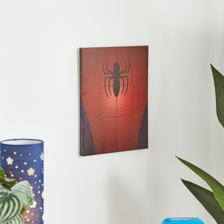 Spider-Man Wall Canvas - 30x40 cms