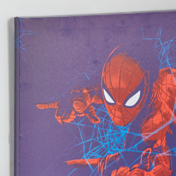 Spider-Man Wall Canvas - 40x40 cms