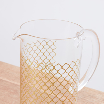 Applique Pitcher - 1.7 L